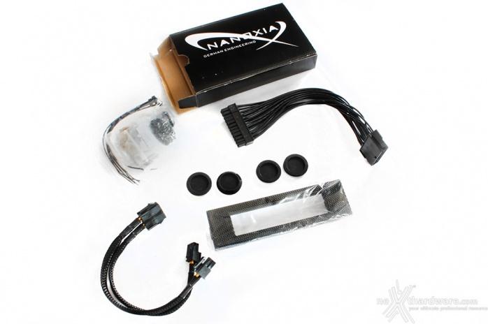 Nanoxia Deep Silence 5 1. Packaging e Bundle 5