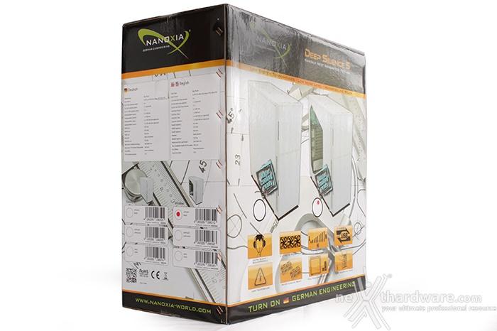 Nanoxia Deep Silence 5 1. Packaging e Bundle 1