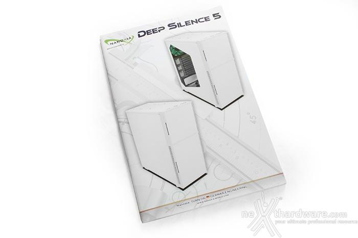 Nanoxia Deep Silence 5 1. Packaging e Bundle 4