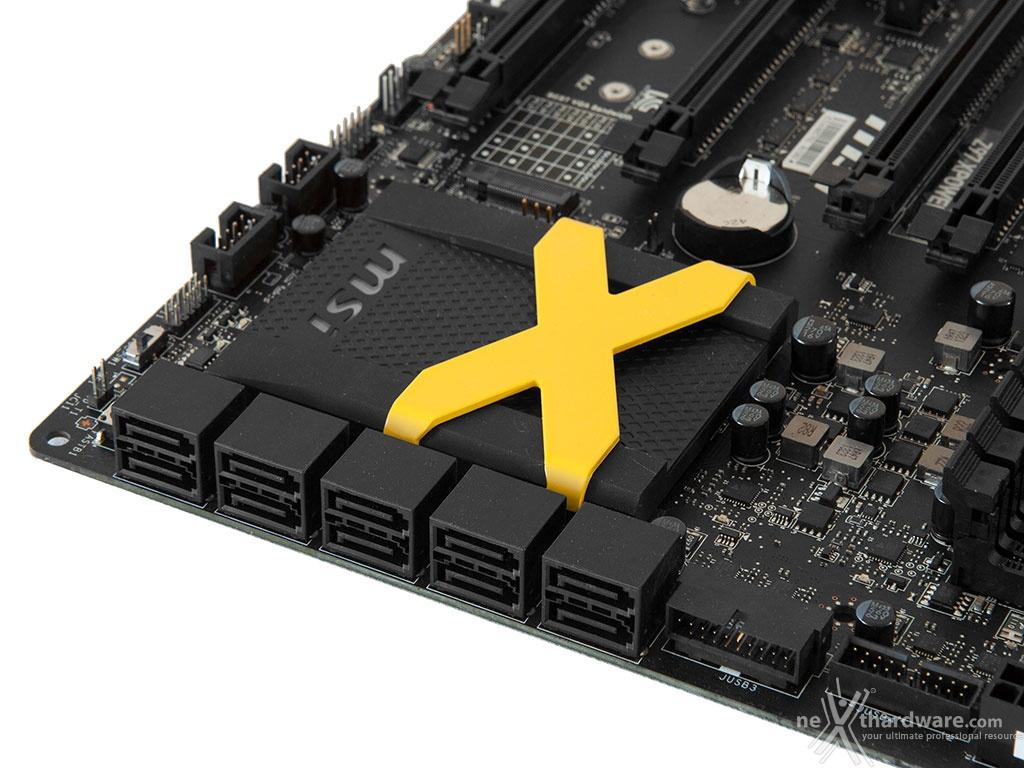 Msi z97 xpower ac 6 connettivit recensione for Recensioni h2o power x