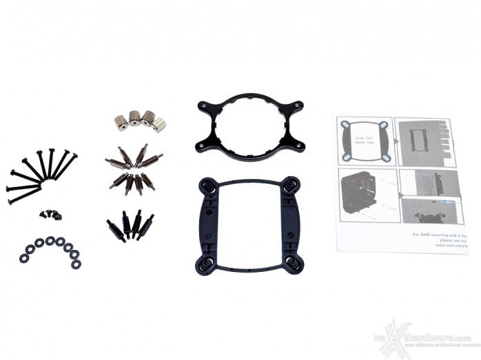 NZXT Kraken X41 & X61 1. Confezione e bundle 7