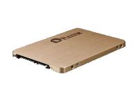 Design raffinato e prestazioni al top per il nuovo modello di punta degli SSD SATA del produttore giapponese.