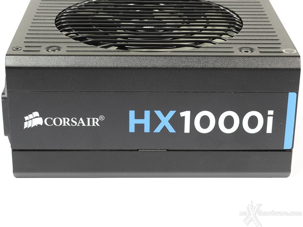 Corsair HX1000i | 2. Visto da vicino | Recensione