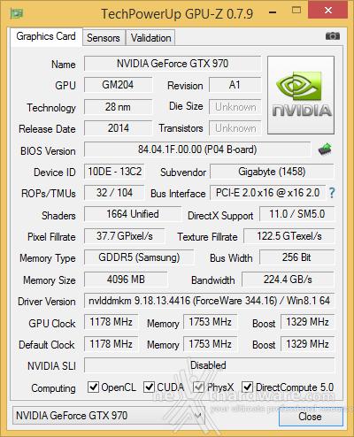 GIGABYTE GTX 970 G1 Gaming 4. Layout & PCB 1