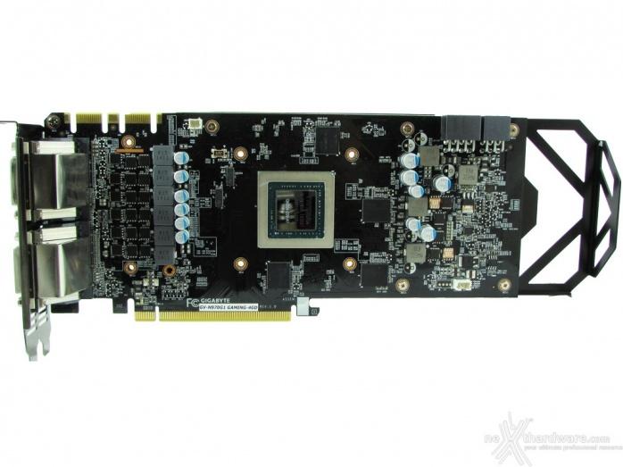 GIGABYTE GTX 970 G1 Gaming 4. Layout & PCB 2