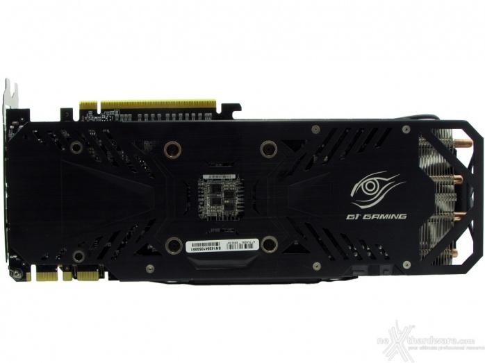 GIGABYTE GTX 970 G1 Gaming 3. Vista da Vicino 4