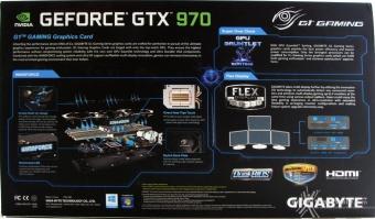 GIGABYTE GTX 970 G1 Gaming 3. Vista da Vicino 2