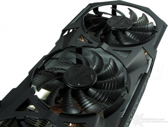 GIGABYTE GTX 970 G1 Gaming 3. Vista da Vicino 7