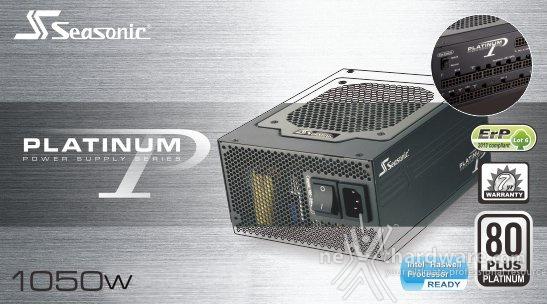 Seasonic Platinum 1050 1