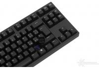 Tecnologia ibrida capacitiva di produzione nipponica per una tastiera con un feedback davvero sorprendente.