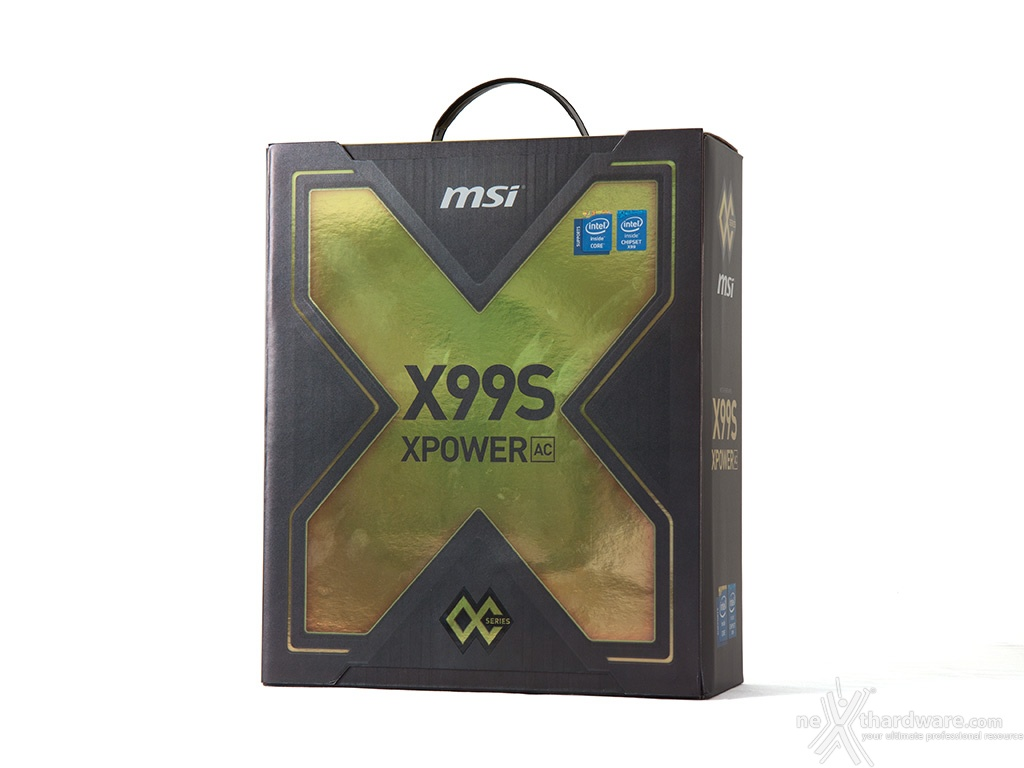 Msi x99s xpower ac 3 packaging bundle recensione for Recensioni h2o power x