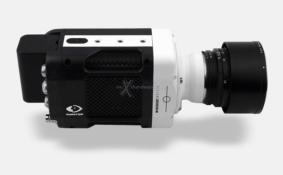 Phantom miro m120, the first slow-motion footage