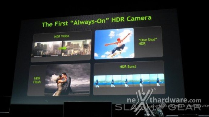 NVIDIA Tegra 4, HDR realtime 1
