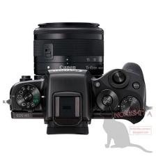 Nuove immagini e presunte specifiche per la EOS M5 3