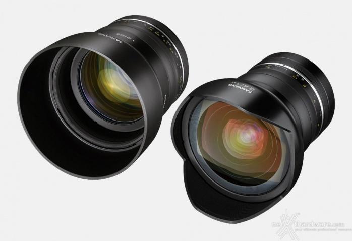 Samyang annuncia due obiettivi Premium MF 1