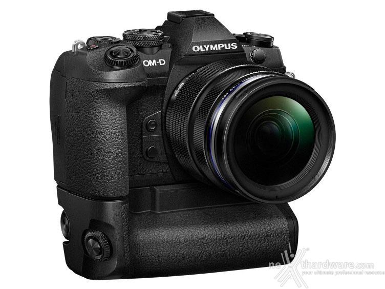 Olympus OM-D E-M1 MkII, sviluppo in corso 3