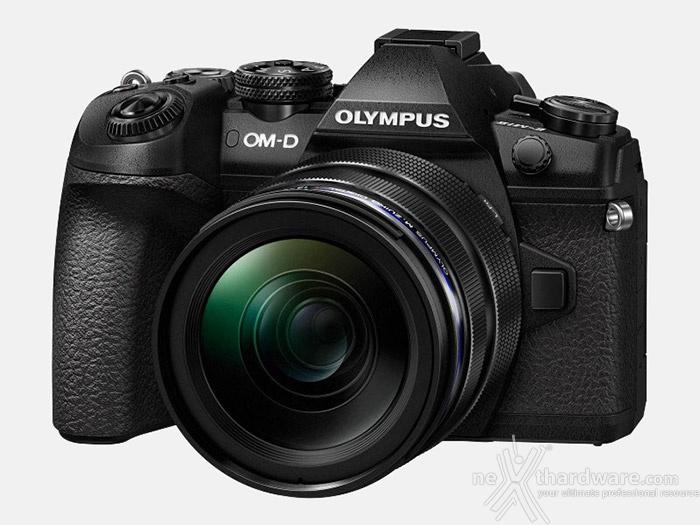Olympus OM-D E-M1 MkII, sviluppo in corso 1