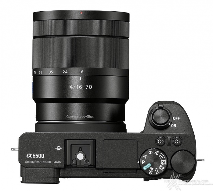 SONY Alpha A6500, piccola grande mirrorless 4