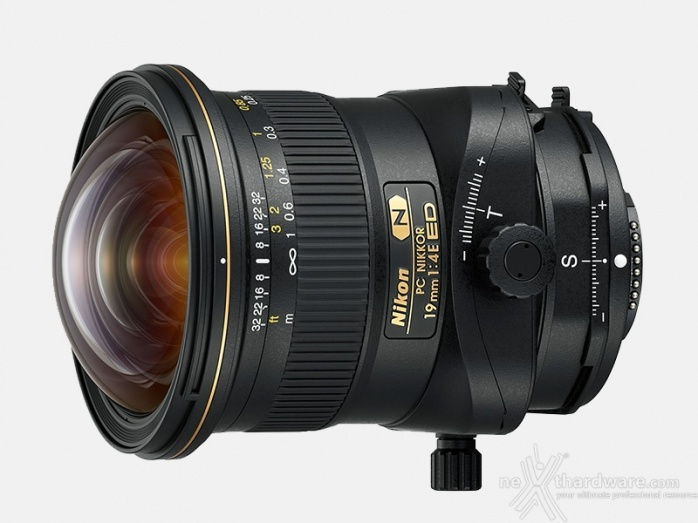 Nikon presenta il nuovo PC Nikkor 19mm F4E ED 1