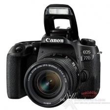 Canon EOS 77D ed EOS 800D, prime immagini e specifiche parziali 5