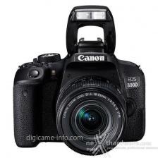 Canon EOS 77D ed EOS 800D, prime immagini e specifiche parziali 6