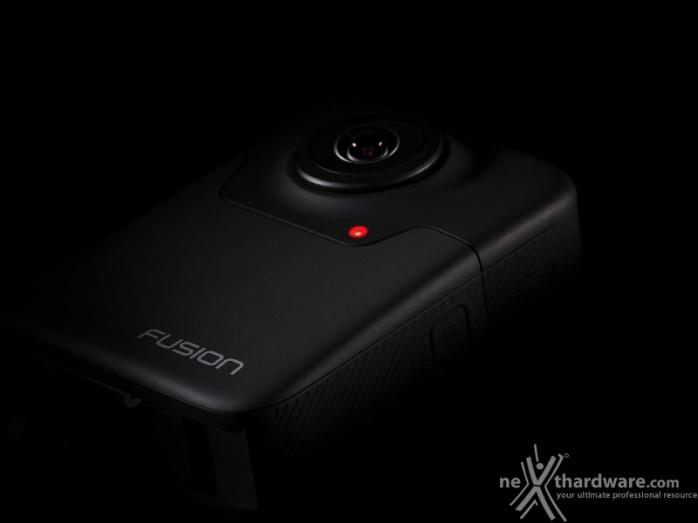 Anteprima GoPro Fusion, video 360 in 5.2K 1
