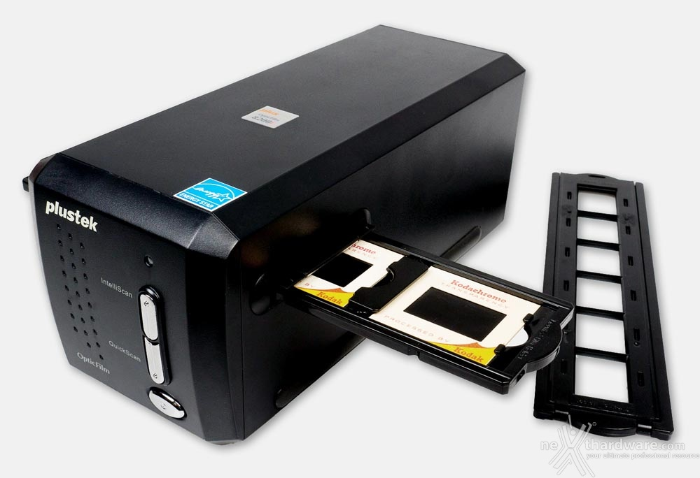 Plustek opticslim 1200 usb scanner
